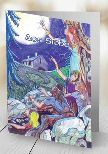 Aos Sidhe  - card