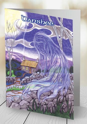 Banshee - card