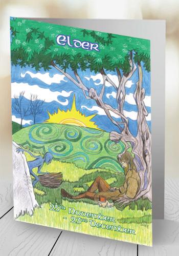 Elder - card