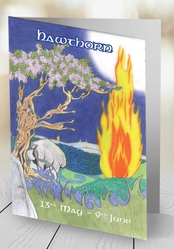 Hawthorn - card