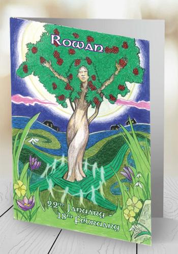 Rowan - card