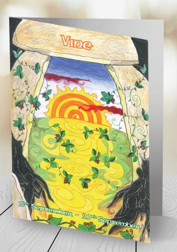 Vine - card
