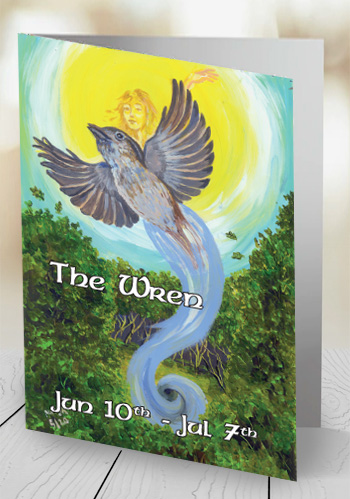 The Wren - card
