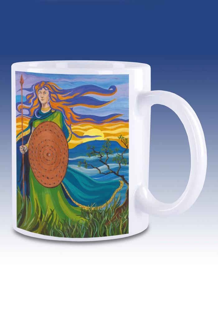 Queen Maebh - mug