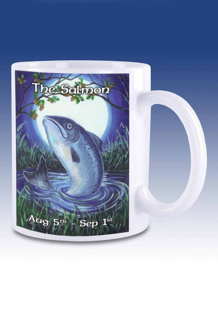 The Salmon - mug