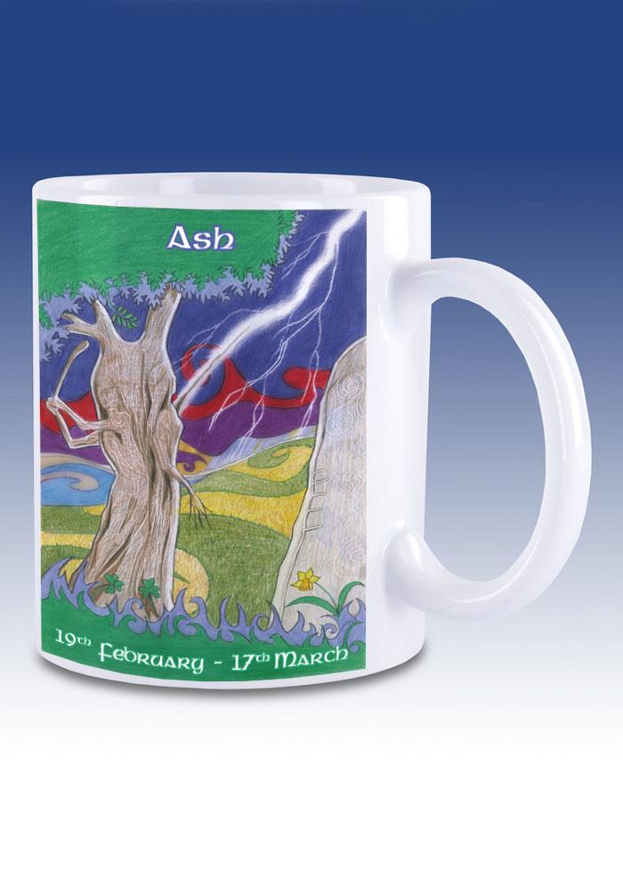 Ash - mug