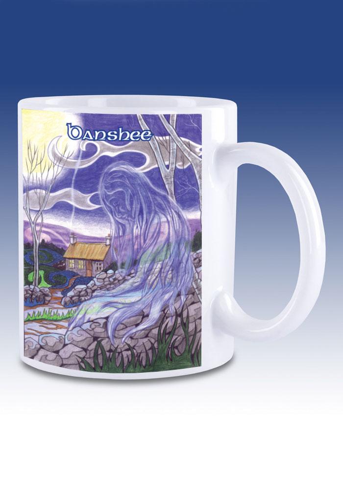 Banshee - mug