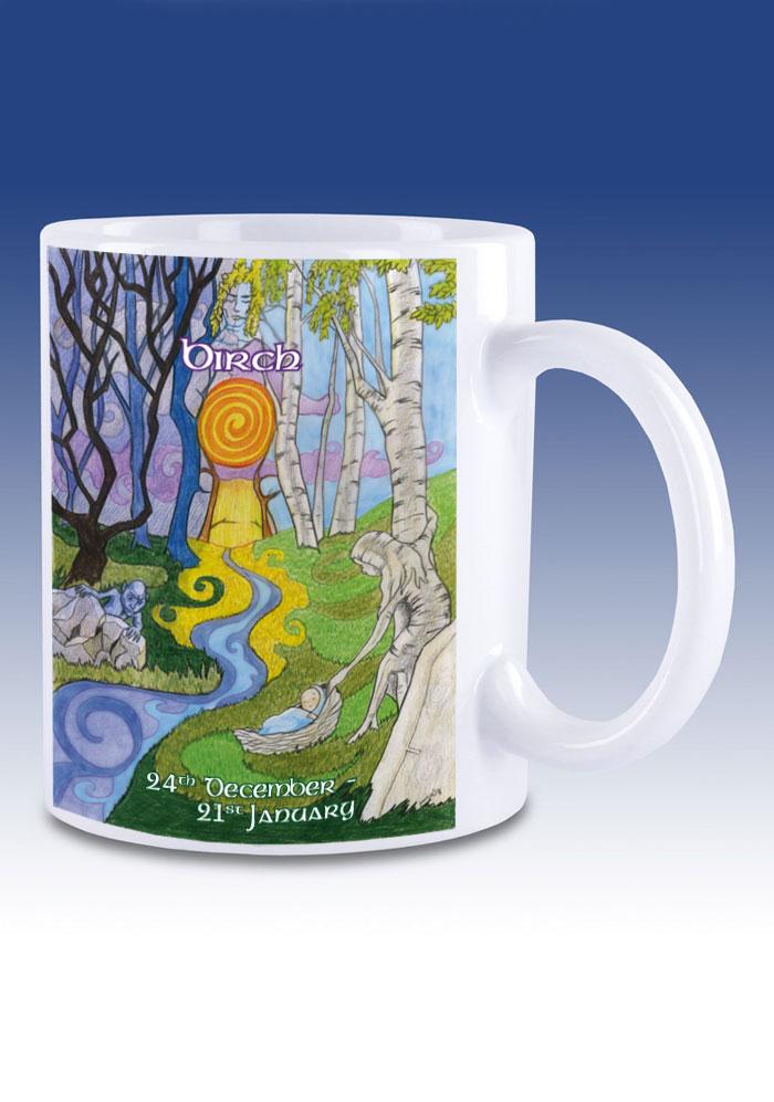 Birch - mug