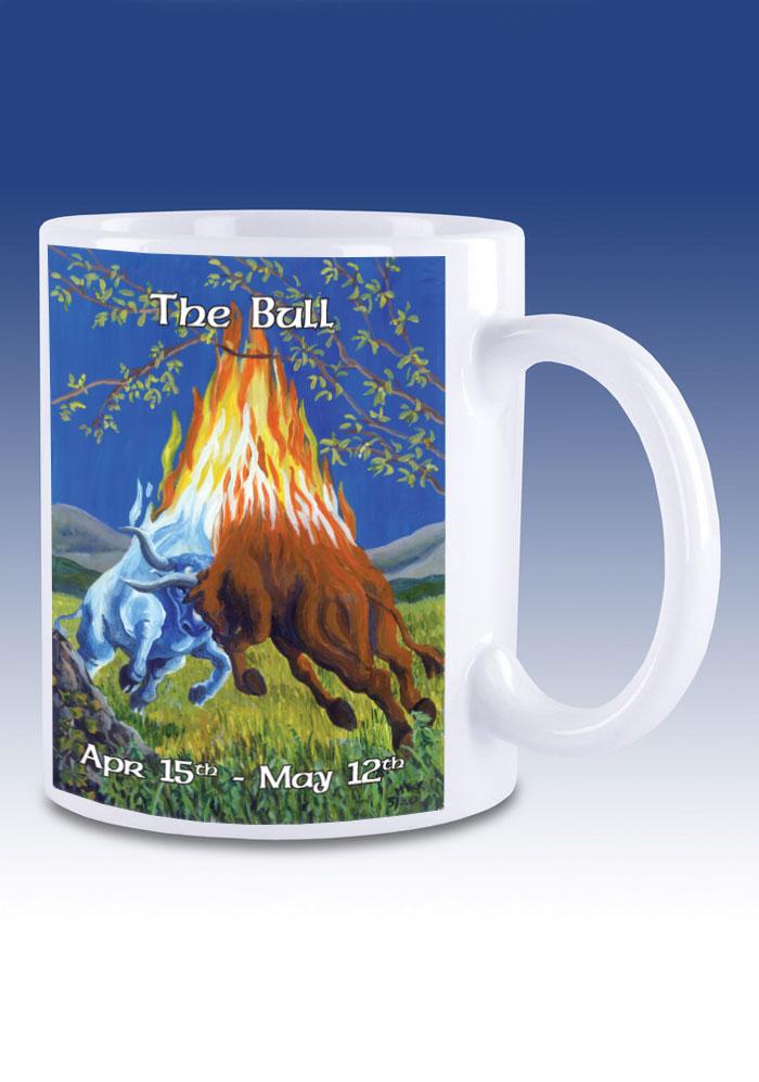 The Bull - mug