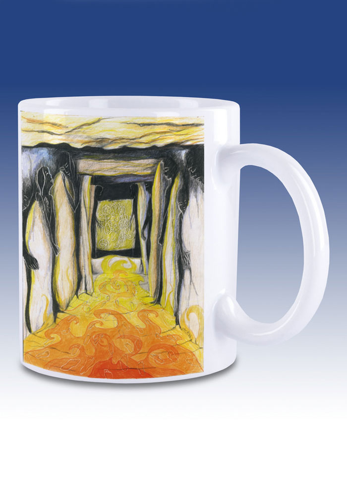 Guardians of Loughcrew - mug