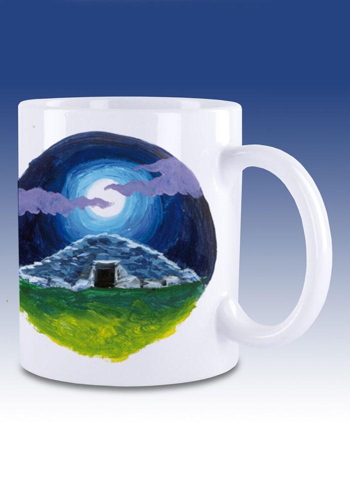 Loughcrew Cairns - mug