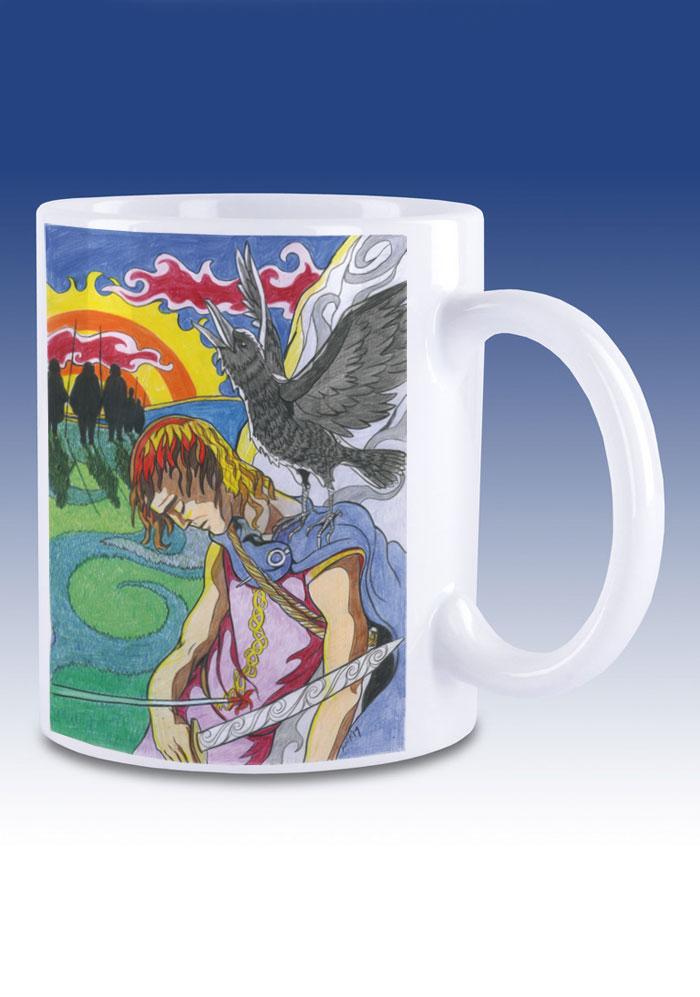 Cú Chulainn mug