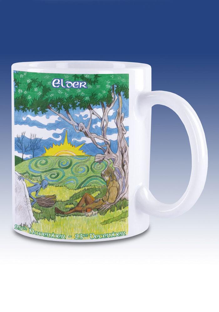 Elder - mug