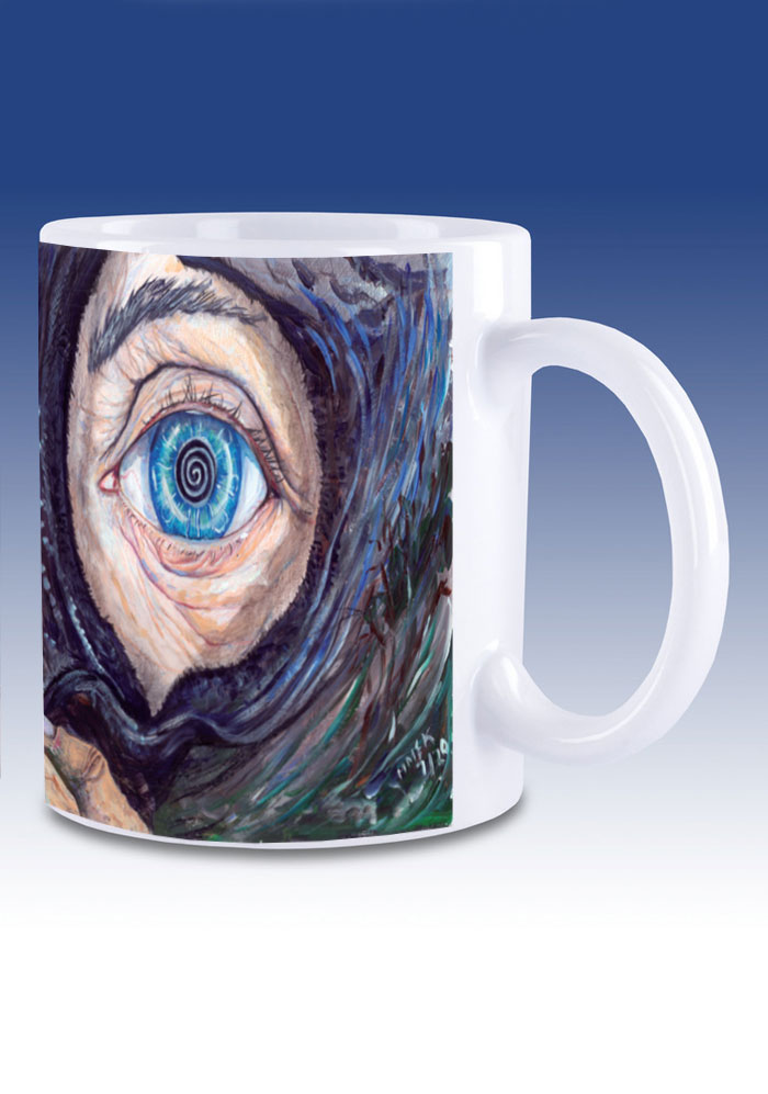 The Eye of the Cailleach - mug