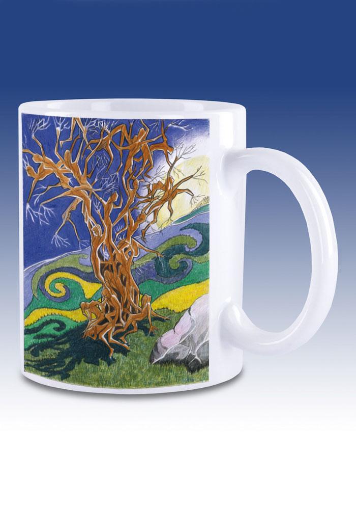 The Fairy Tree - mug