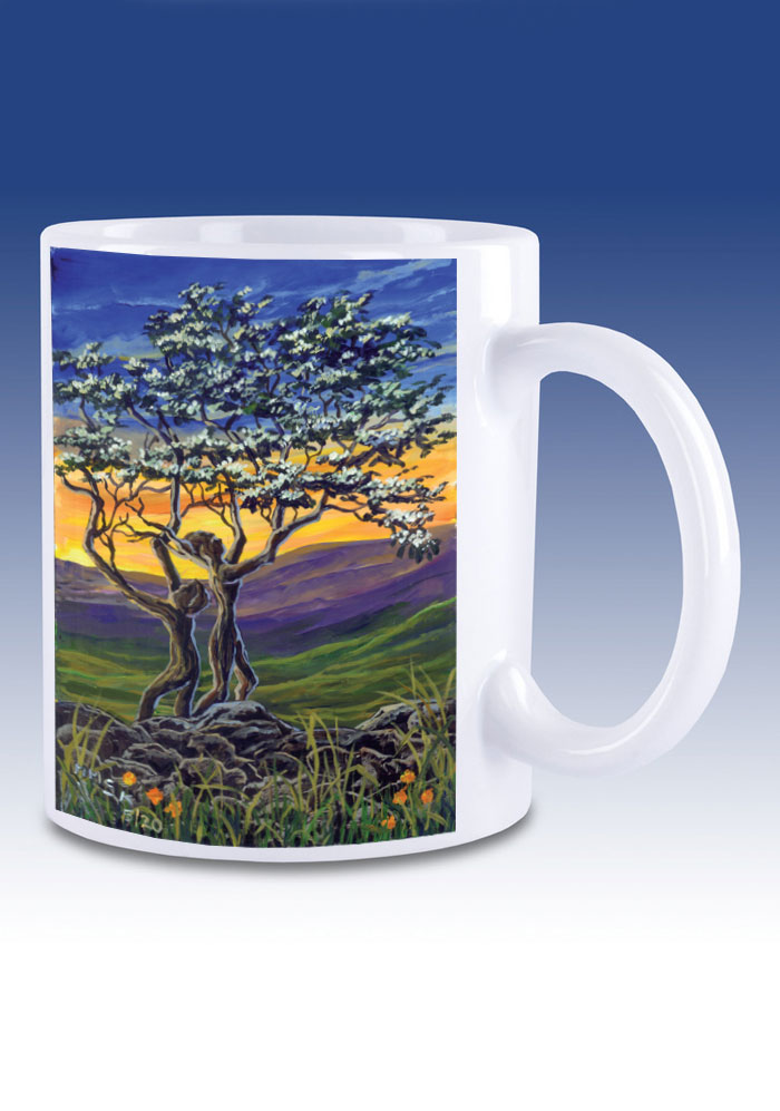 The Fairy Tree II - mug