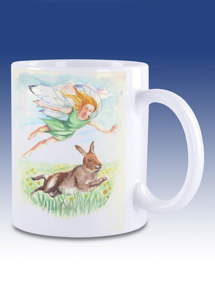 The Hare - mug