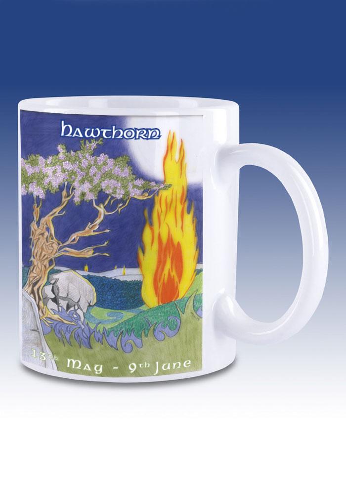 Hawthorn - mug