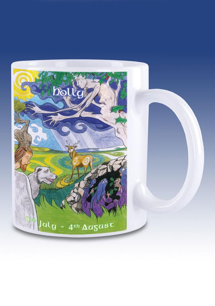 Holly - mug