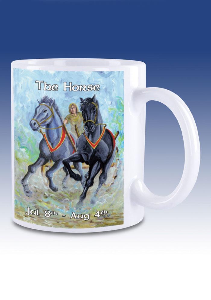 The Horse - mug