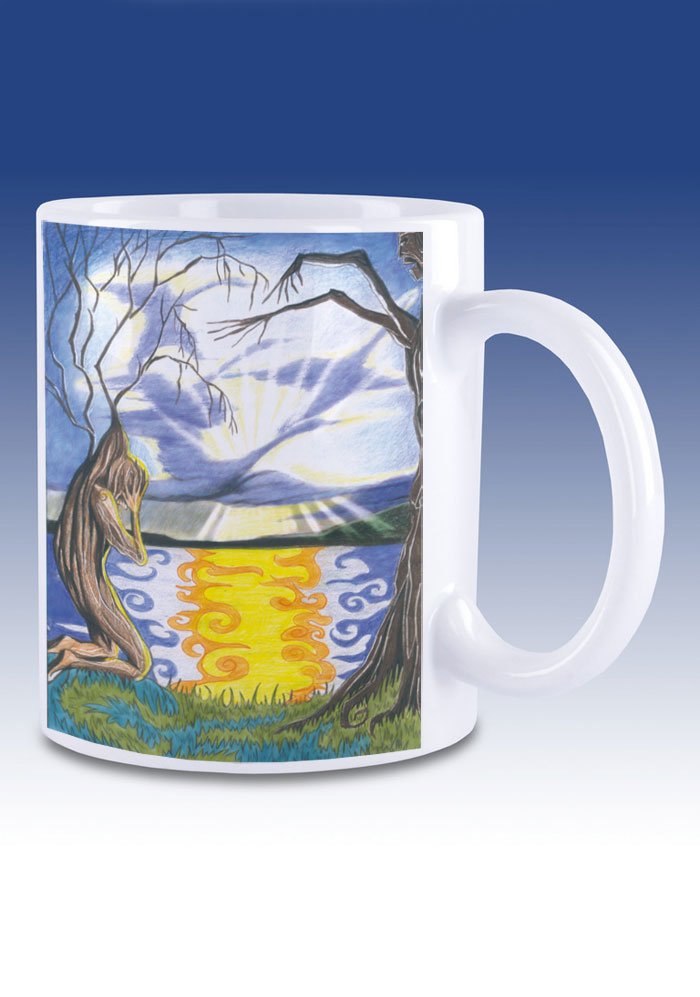 The Children of Lir - mug