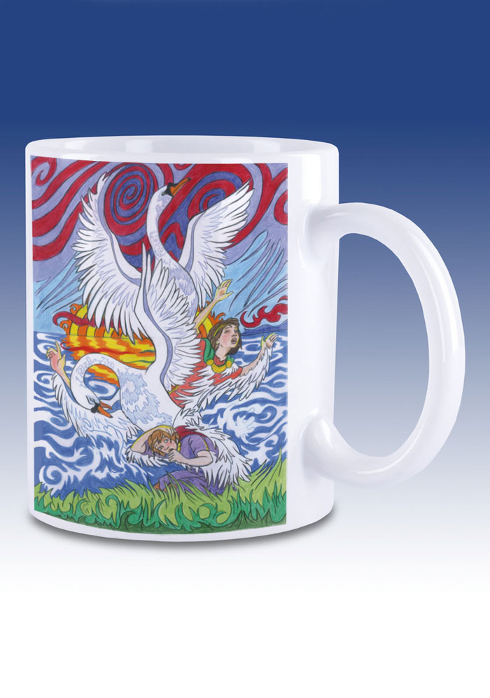 The Children of Lir II - mug