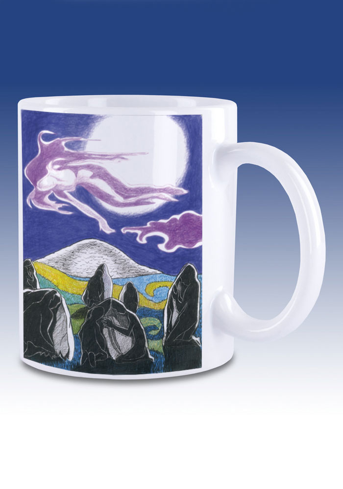 Ancient Echoes - mug