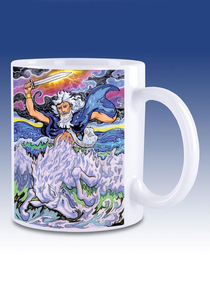 Manannán MacLir - mug