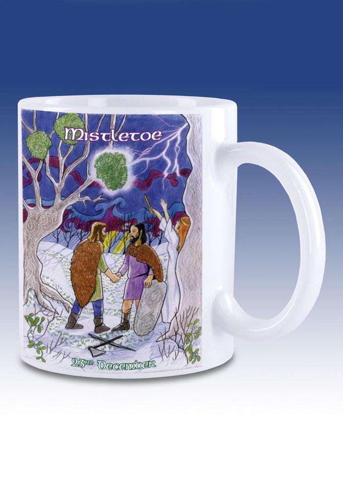 Mistletoe - mug