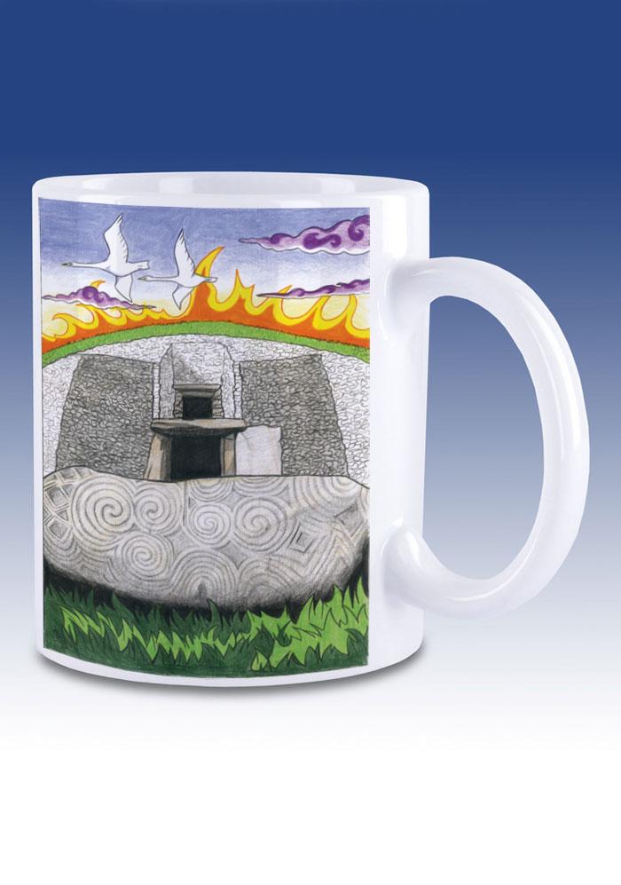 Brú na Bóinne - mug