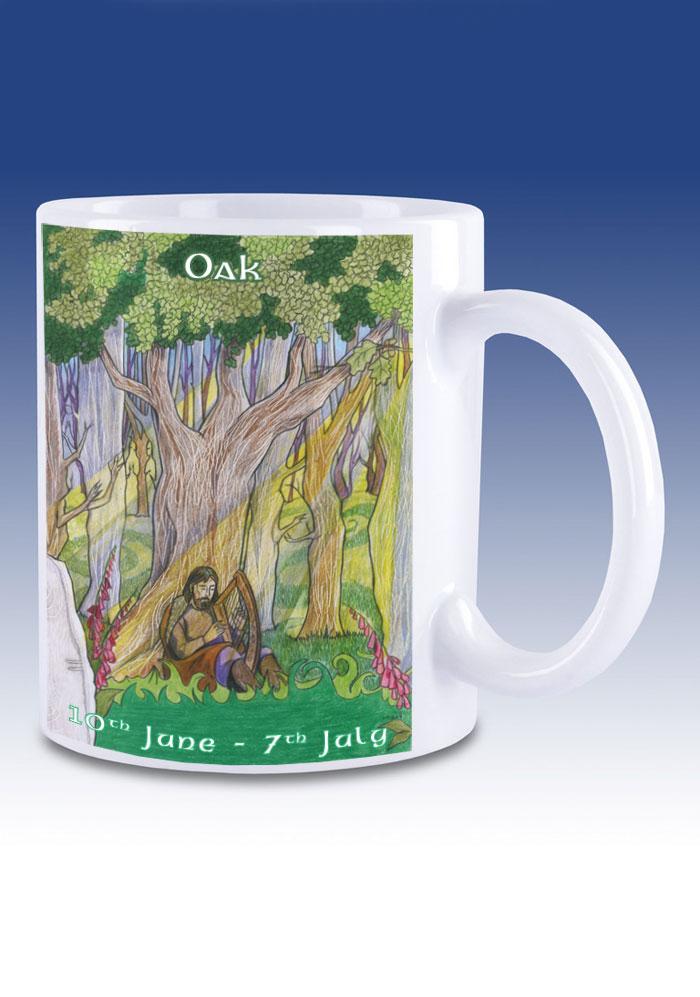 Oak - mug