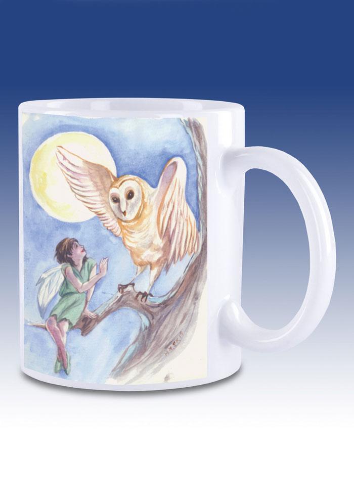 The Owl - mug