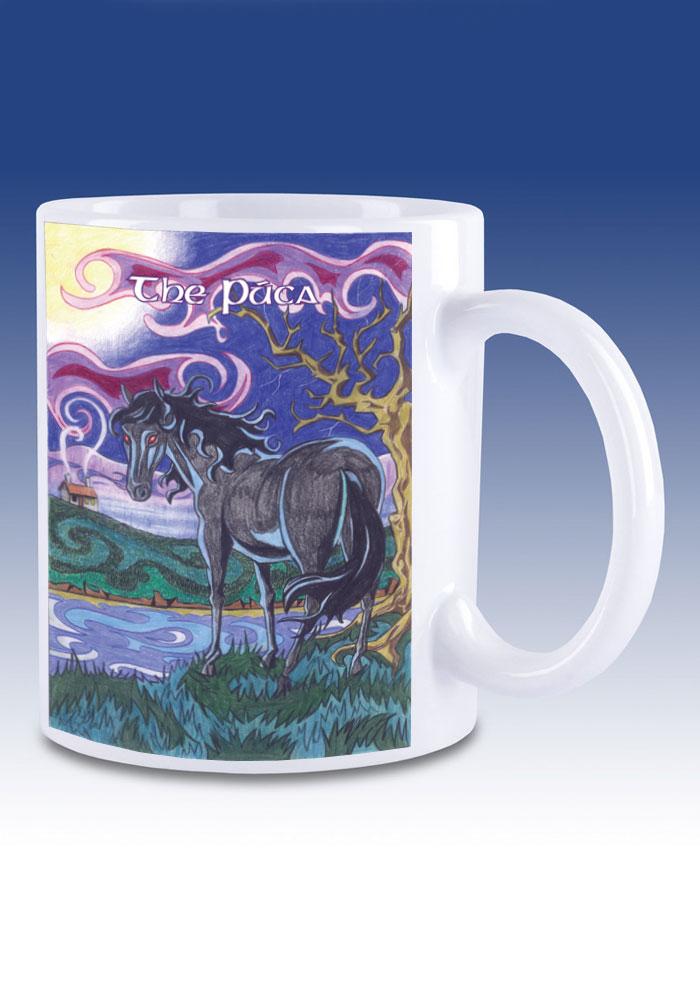 The Púca  - mug