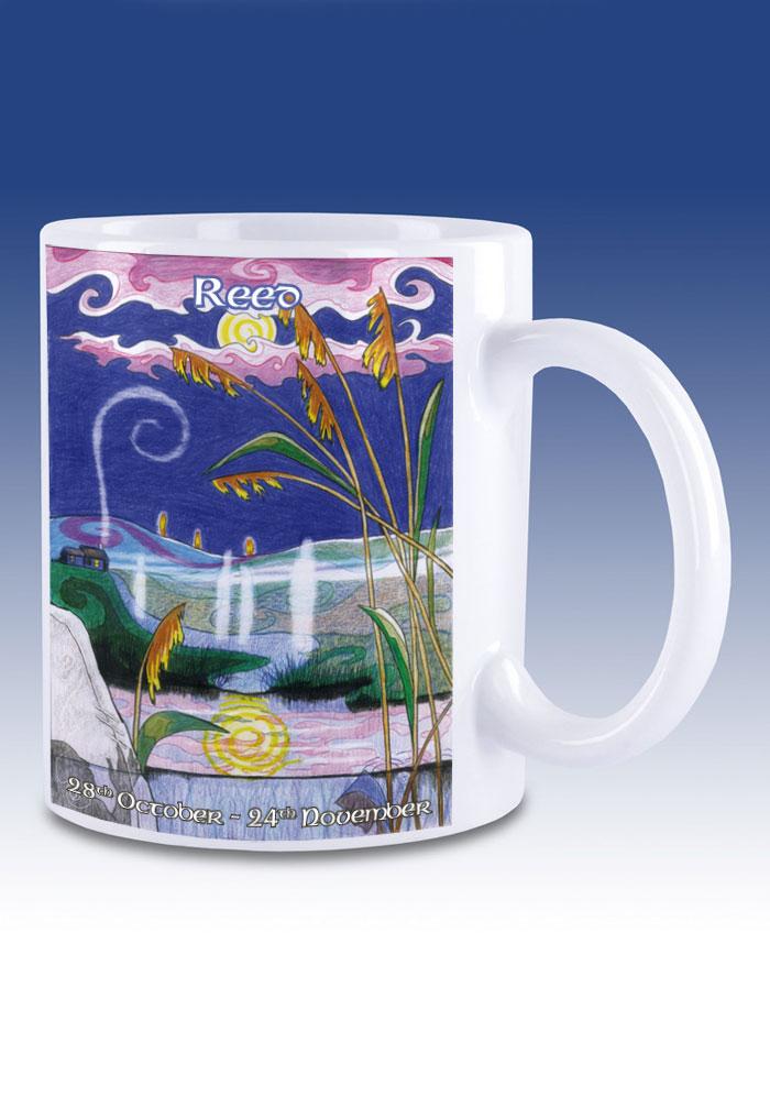 Reed - mug