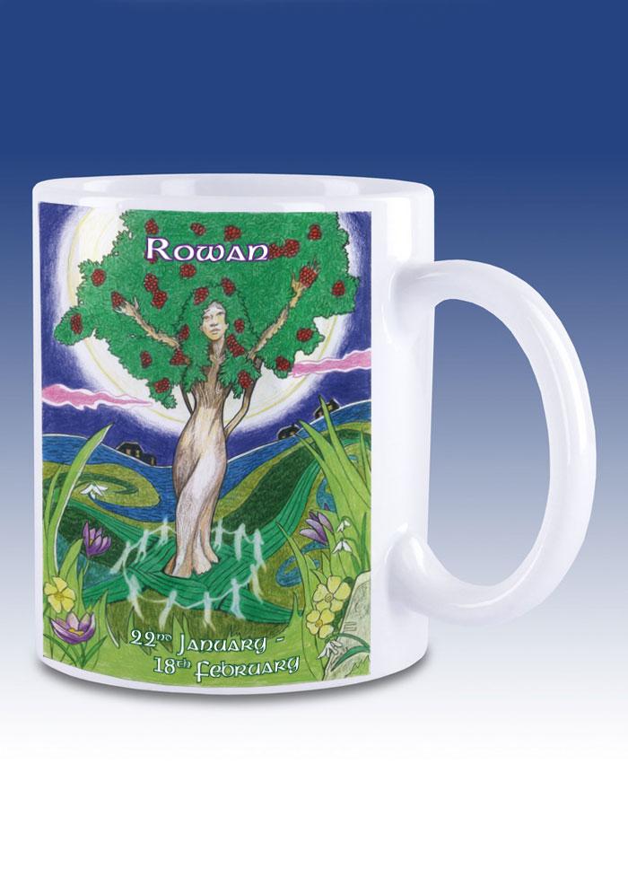 Rowan - mug