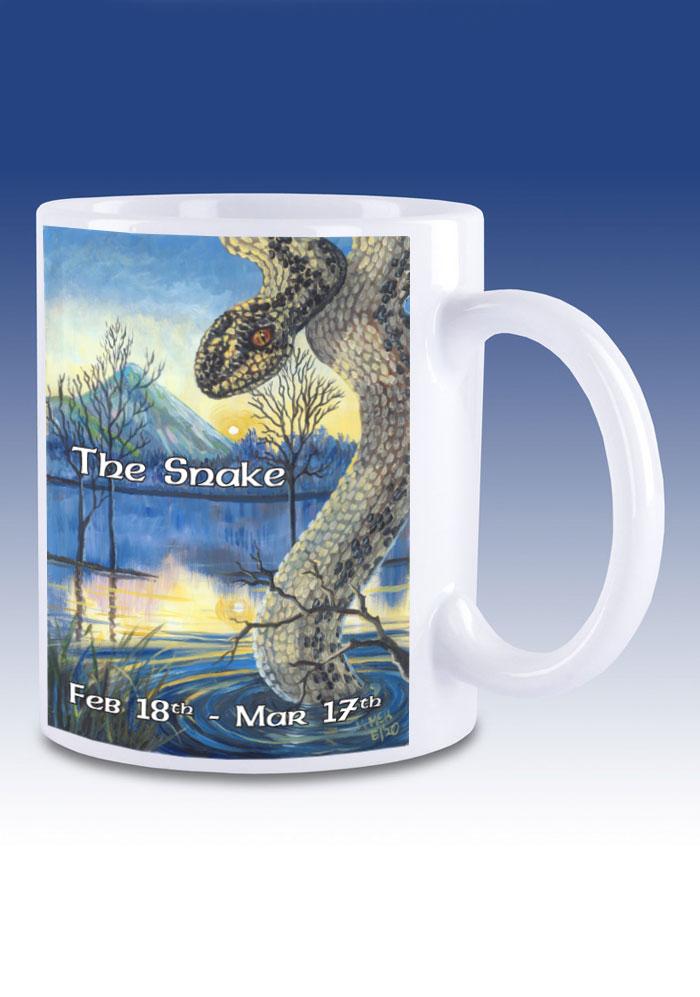 The Snake - mug