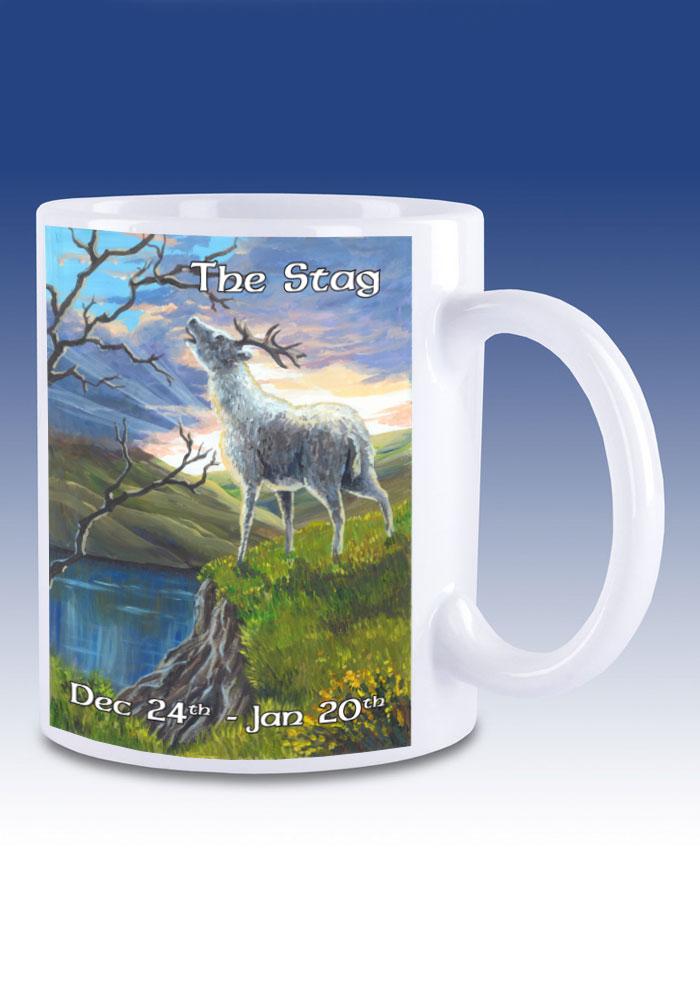 The Stag - mug