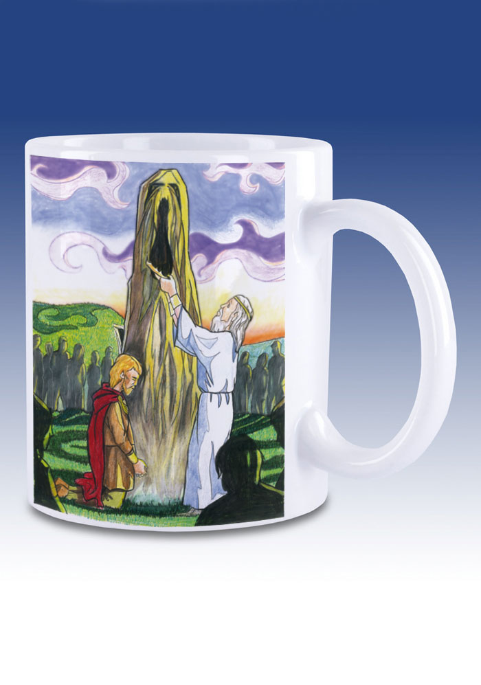 The Hill of Tara - mug