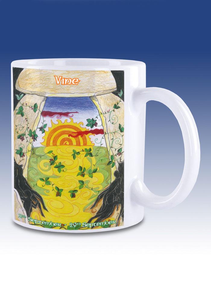Vine - mug