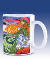 Cailleach - mug
