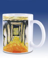 Guardians of Loughcrew - mug