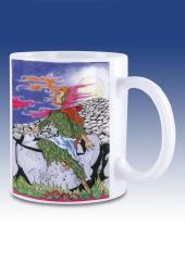Cailleach's Chair - mug