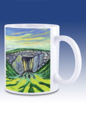 The Mound of the Hostages (Duma na nGiall) - mug