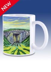 The Mound of the Hostages (Duma na nGiall) - mug