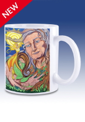 The Cailleach of the ages - mug