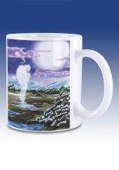Will o' the Wisp - mug