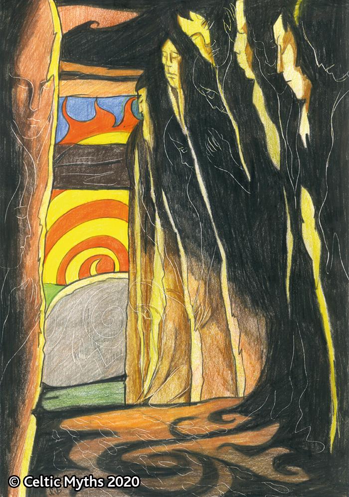 Newgrange - print