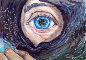 The Eye of the Cailleach - print
