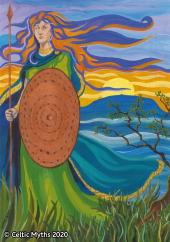 Queen Maebh - print