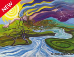Cailleach of the land - prints